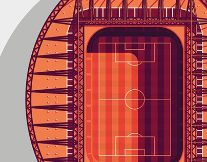 Stadiums of England