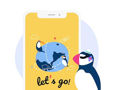 Let's go - Travel App
