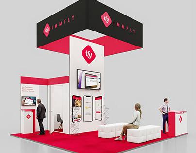 *IMMFLY* Exhibition Design