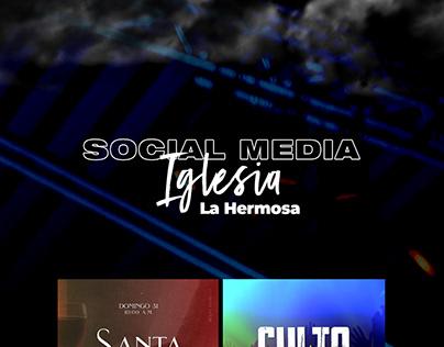 Social Media | Iglesia La Hermosa