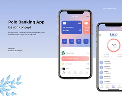 Polo Banking App
