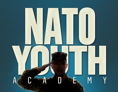 Key Visual for NATO Youth Academy
