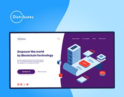 Distributex. Blockchain consulting