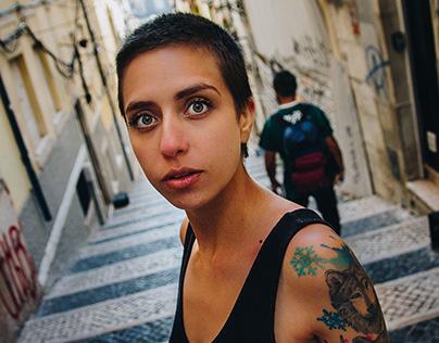Gabriela Mastropietro/Jack Vallentino - Largo do Chiado