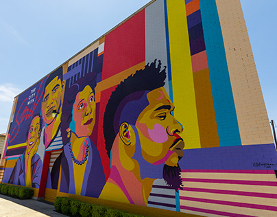 Jxn Icons Mural