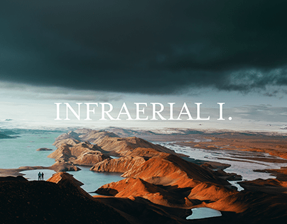 INFRAERIAL I. / Iceland From Above