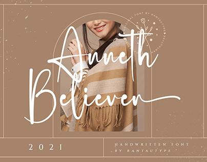 Anneth believer