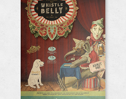 Whistle Belly Poster