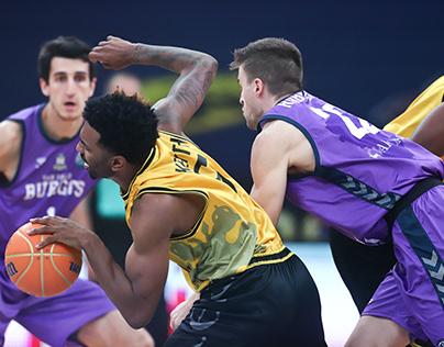 FIBA Champions League final match, Athens 2020