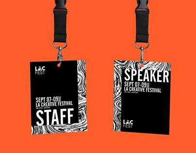 LAC Fest | Visual Identity