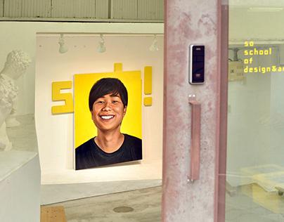 Portrait of Chen Peng