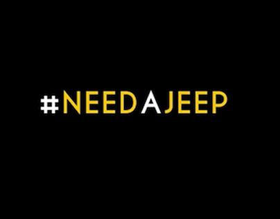 #NeedAJeep