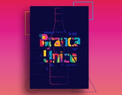 "BRANCA - Afiches "" Arte Único"""