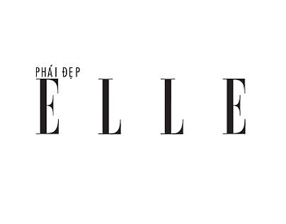 ELLE.vn Concept Spreads