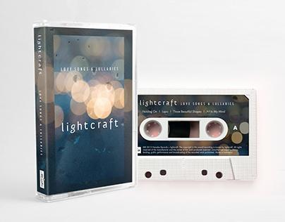 Lightcraft - Love Songs & Lullabies album art