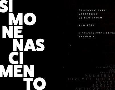 Campanha Simone Nascimento