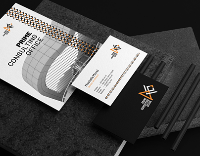 PCO - Prime Consulting Office Branding