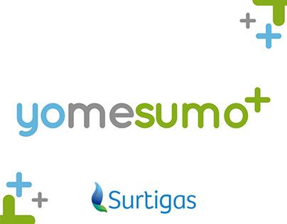 Yo me sumo - Surtigas - Endomarketing
