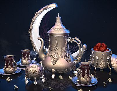 Ramadan Designs .. for Free Use