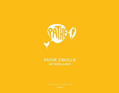 Pathé cinema in Zwolle, Netherlands // by Naço