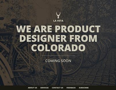 La Veta - Coming Soon Page Concept