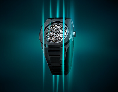 D1 Milano X-Ray Limited edition watch