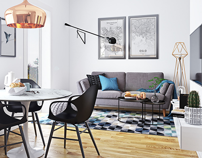 Project in Sweden (29sq.m.)