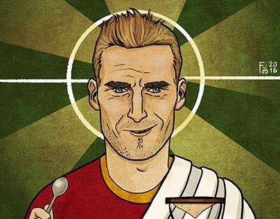 AS Roma Saints - published on asroma.it