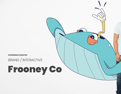 Frooney Co E-commerce Website