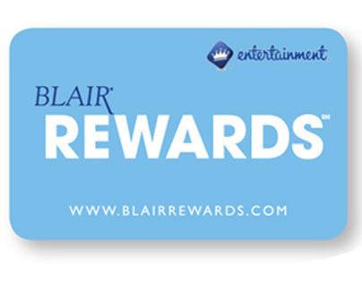 Blair Rewards