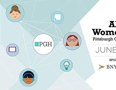 AIGA Women Lead Pittsburgh Community Forum