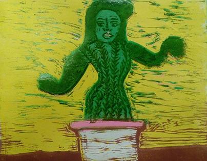 Cactus women