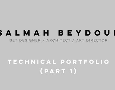 Technical Portfolio (Part 1)