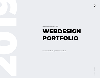 Webdesign Portfolio 2019