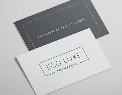 Eco Luxe Transfers Branding