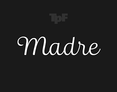 Madre Script Promotional Banners