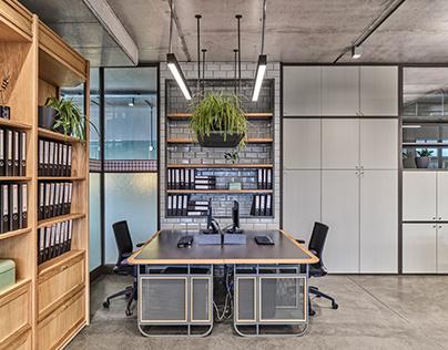 ANTİK DANTEL HQ / Offices