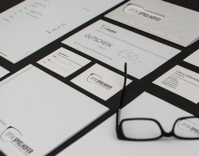Optician – Brand Identity