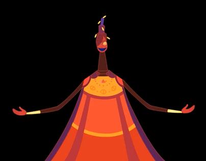 2D Animation Reel 2016