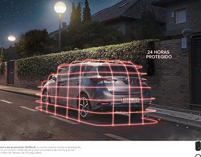 Securitas Direct On Road