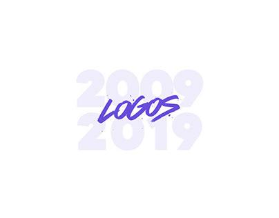 LOGOS 2009-2019