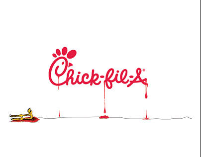 Chick-fil-A Logo Animation