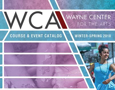 WCA Course & Event Catalogs