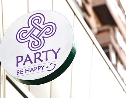 Party Project , Logo , Letterhead , Cards