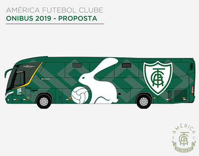 Bus Layout - América Futebol Clube