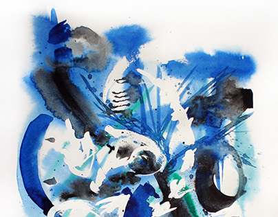 Watercolor Rhapsody
