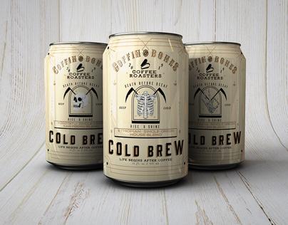 Coffin & Bones Cold Brew Coffee
