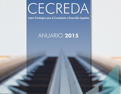 Anuarios de Cecreda 2014 - 2015