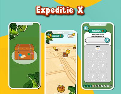 Expeditie X