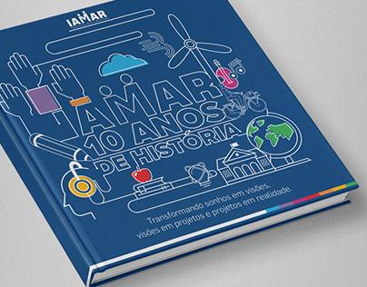 Book IAMAR 10 anos